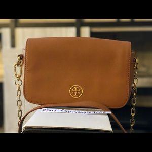 Tory Burch Robinson Chain Crossbody Bag Purse $365